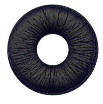 プラントロニクスヘッドセット(イヤークッション レザータイプ ブラック 2個入り 67712-01)