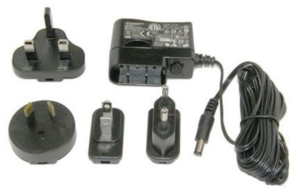 プラントロニクス アクセサリ ET100/T(SaviTalk)、S12用電源アダプター 81423-01