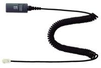 アンプ不要ヘッドセット 接続コード(ミュート付) /エンタープライズ(日本製)/MC3