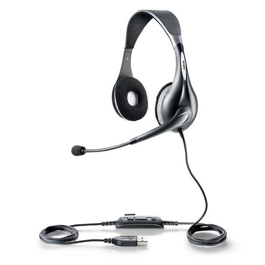 Jabra製 USBヘッドセット Jabra UC Voice 150 duo(両耳タイプ)(1599-829-209)