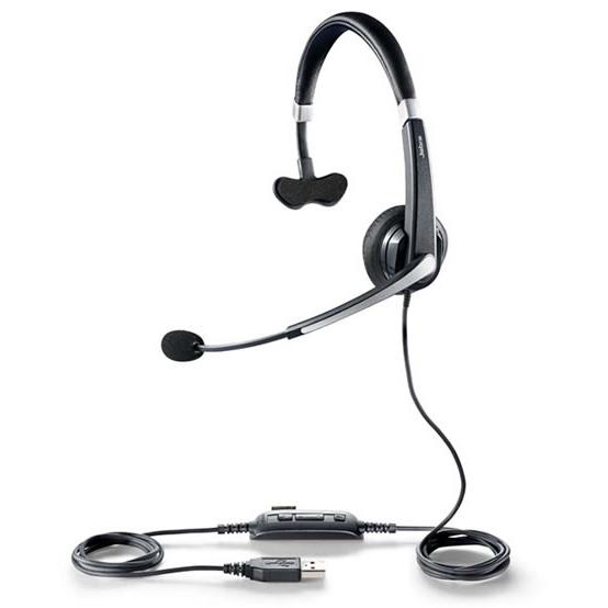 【送料無料】Jabra製 USBヘッドセット Jabra UC Voice 550 mono(片耳タイプ)(5593-829-209)