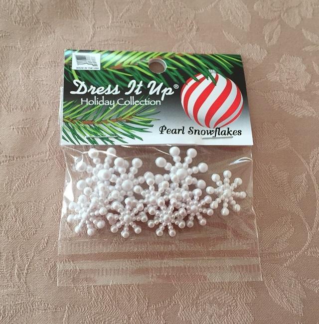 【ボタン】【クリスマス】【USA】【メール便可】 スノーフレークボタン