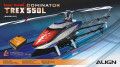 T-REX 550L DOMINATOR �����ѡ�����ܡʥޥ�����ӡ����ȥ��㥤�����ܸ���������°�ˡ���RH55E12XW��