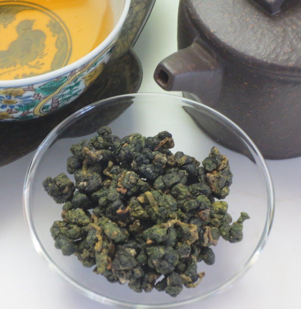 【陳年烏龍茶】頂級陳年凍頂烏龍茶10g