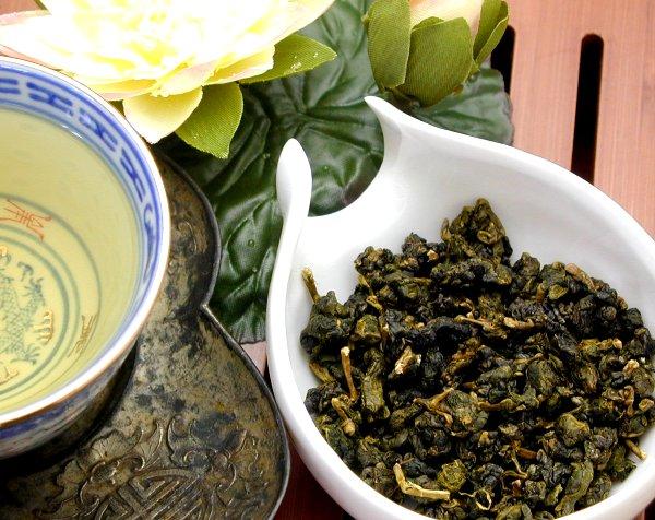 特選台湾高山茶【杉林渓茶】