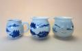 【中国茶具】景徳鎮磁器製茶海