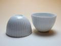 【中国茶具】白磁茶杯