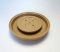 【中国茶具】紫砂製茶船(段泥)
