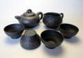 【中国茶具セット】烏泥天片石瓢茶器セット