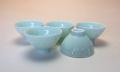 【中国茶具】青磁釉茶杯