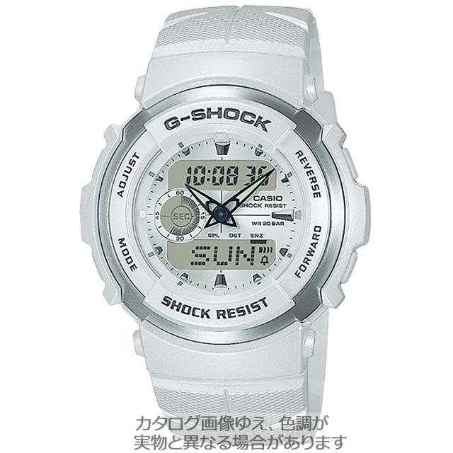 G-SHOCK「アナログとデジタルのコンビG-SPIKEシリーズ」G-300LV-7AJF