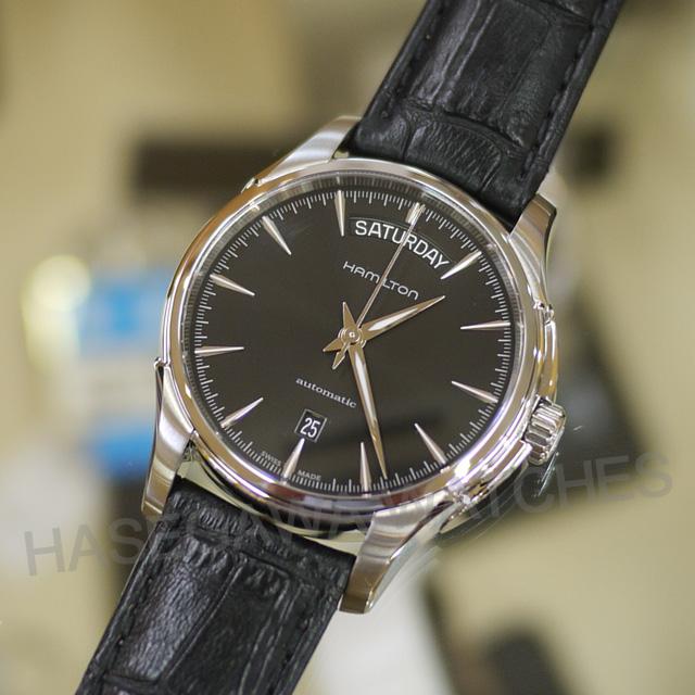 ハミルトン・ジャズマスターデイデイト【正規販売店】腕時計H32505731