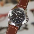 ハミルトン・カーキフィールドキング【正規販売店】腕時計H64451593日本限定モデル