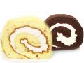札幌スイーツ ろまん亭 ロールケーキセットC いちごロール・ショコラロール