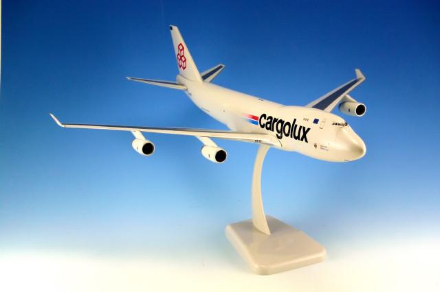 747-400F カーゴルクス 1:200