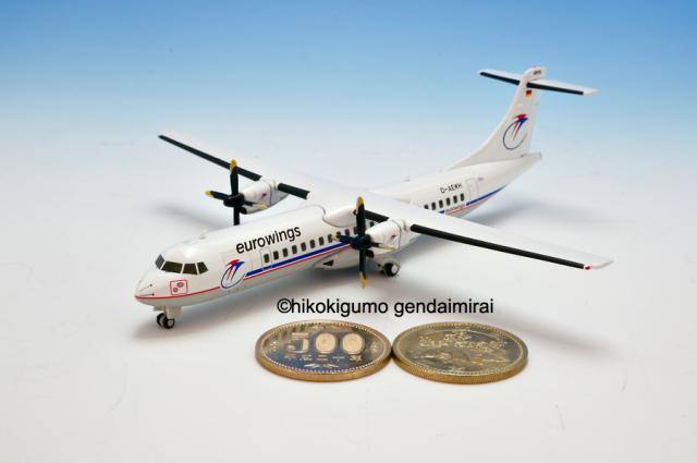 ATR-72-200 EW 1:200