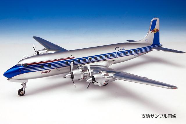 DC-6B ザ・フライングブルズ 1:200 HOGAN