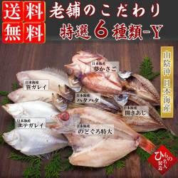 7種詰合-A4(のどぐろ入り)【送料無料】