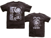 Batida de coco(バチーダ・ヂ・ココ)Tシャツ-ブラジルと日本をTシャツでデザインするお店hinolismo