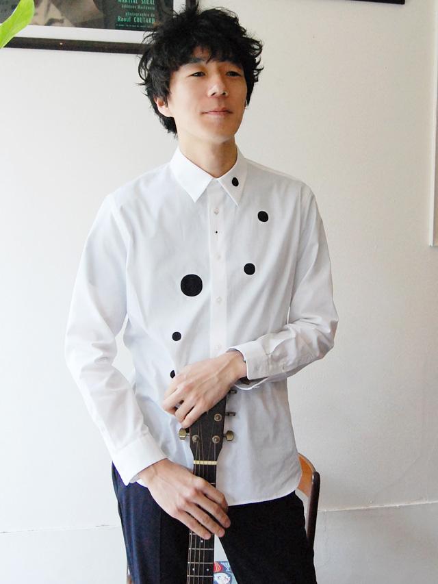 北斗七星 100/2ブロードシャツ