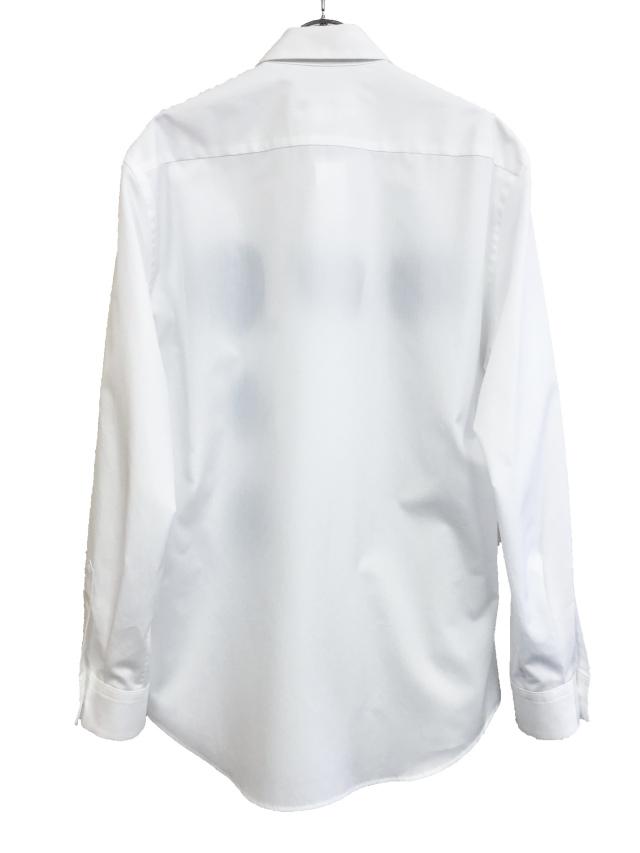 水玉、メンズ、シャツ、パッチワーク、ドット