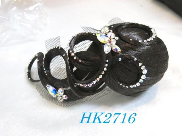 HK2716 ひよこオリジナルヘアアクセサリー