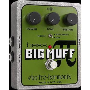 electro harmonix「BASS BIG MUFF PI」