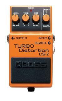 BOSS「DS-2TURBO Distortion」【再入荷待ち・予約受付中!】