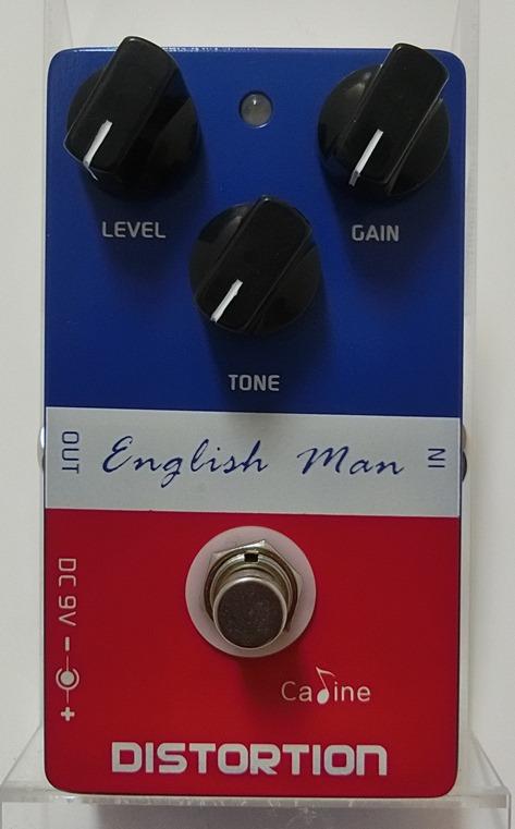Caline Musica「English Man CP-14」