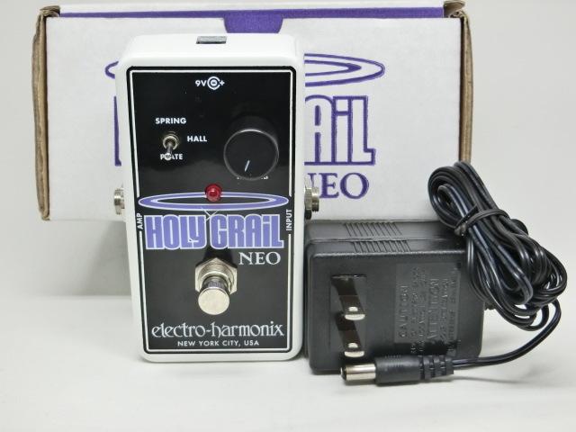 Electro-Harmonix「 Holy Grail Neo」(USED)