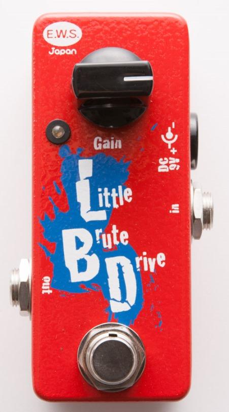 E.W.S「Little Brute Drive」