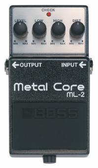 BOSS「ML-2Metal Core」