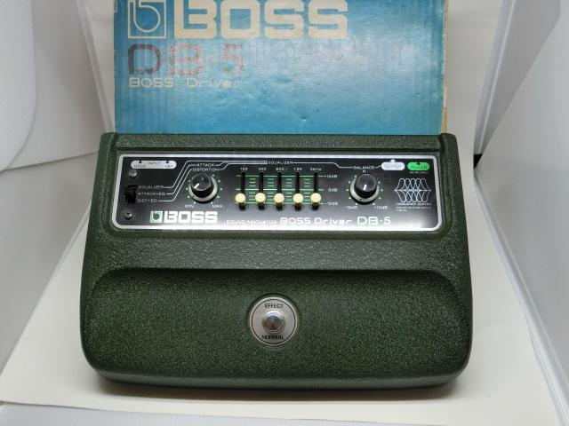 BOSS「DB-5」」(USED)