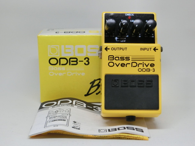 BOSS 「 ODB-3」(USED)