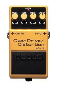 BOSS「OS-2OverDrive/Distortion」