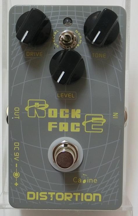 Caline Musica「ROCK FACE CP-21」