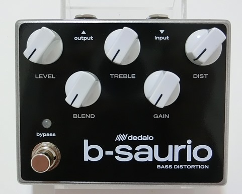 dedalo 「B-SAURIO BASS DISTORTION」