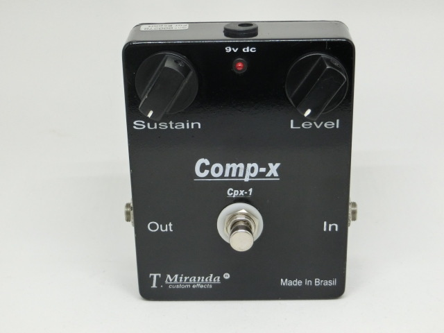 T.Miranda 「Comp-X」(USED)