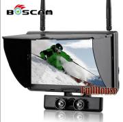 Boscam 5.8G 32ch FPV 7インチ モニター