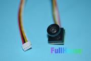 600TVL Mini FPVカメラ(1/4CMOS 170度)