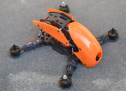 Robocat II 270mm �����åɥ��ץ��� �����ܥ� ������������� CC3D�ʰ����ꥬ�����ա�3��4S�б�