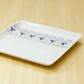 【和食器通販ショップ藍土な休日】和山窯 ガーデン プレート 盛皿