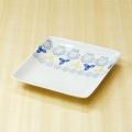 【和食器通販ショップ藍土な休日】和山窯 ガーデン プレート 取皿