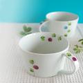 藍土オリジナルスープカップ