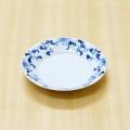 【和食器通販ショップ藍土な休日】藍土×荒木眞衣子 テーブルコーディネートのうつわ 皓洋窯 しのぎ丸皿