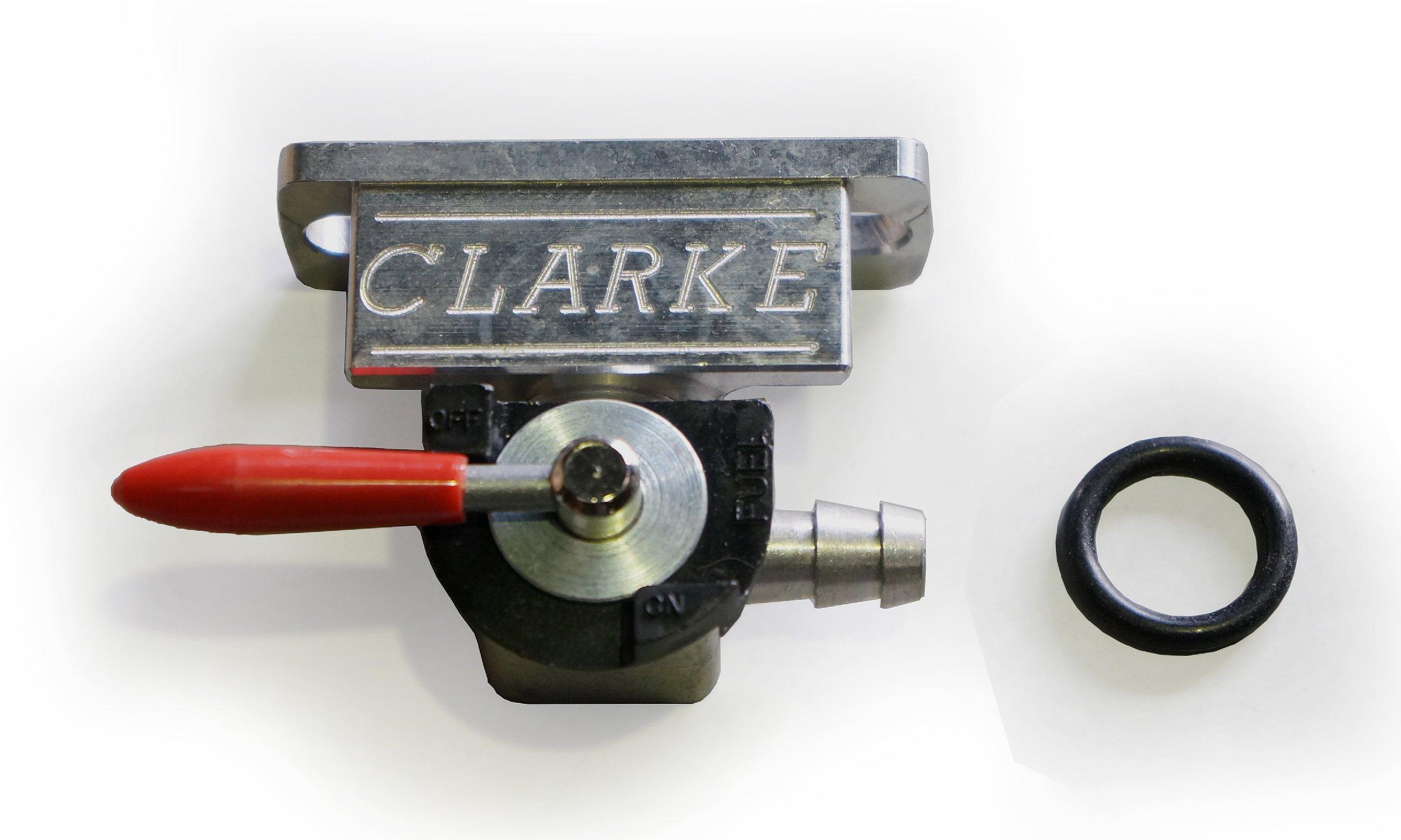 クラーク フェールコック(シルバー)L型