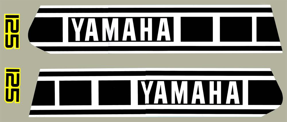 1978 YAMAHA YZ125 �ǥ����륻�å�