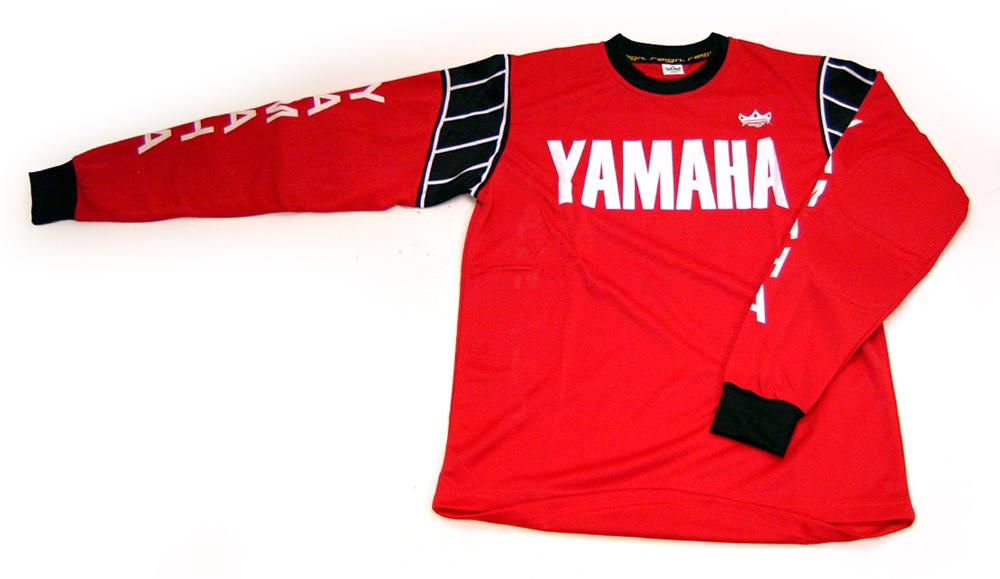 VMX YAMAHA(レッド) ジャージ