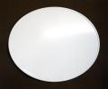 ユニバーサル オーバルナンバープレート(ホワイト)