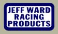 JEFF WARD Racing Products (ブルー/ホワイト)デカール